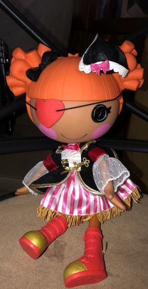 Lala Loopsy pirate full size doll complete outfit for Sale in La Vergne, TN