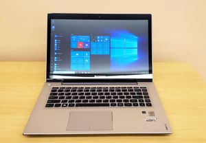 Lenovo laptop Touch screen for Sale in Chicago, IL