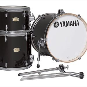 Yamaha Stage Custom Bass Drum & Floor Tom for Sale in Chico, CA