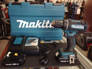 MAKITA 18v CORDLESS DRILL SET for Sale in Dearborn Heights, MI