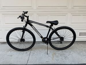 mongoose mountain bike 21 speed disk brake front suspension for Sale in Torrance, CA