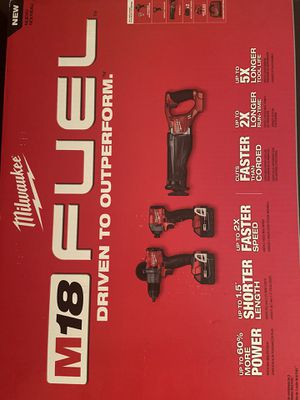 Milwaukee power drills new never opened for Sale in North Andover, MA