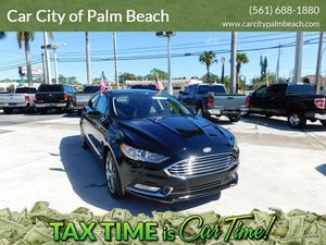 2017 Ford Fusion Hybrid SE 4dr Sedan for Sale in West Palm Beach, FL