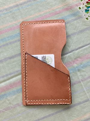 Leather, handmade for Sale in New Hradec, ND