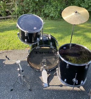 Partial Drum Set for Sale in Middle River, MD