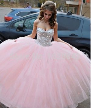 Custom quinceanera/sweet 16 dress for Sale in Winter Park, FL
