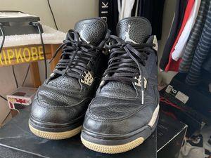 """Air Jordan 4 Retro """"Oreo"""" for Sale in Vernon, CA"""