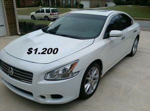 2013 Nissan Maxima $1200 --Fully maintained-- New Tires! for Sale in San Jose, CA