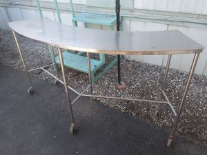 Stainless table for Sale in Long Beach, CA