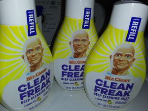 Mr.clean (3/$10) for Sale in Norfolk, VA