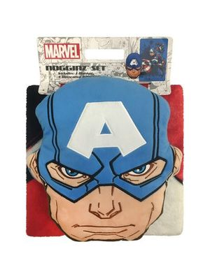 Marvel captain america new pillow and blanket for Sale in Bolingbrook, IL