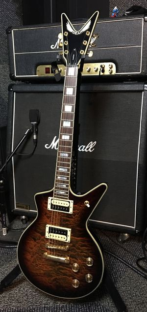 """Dean Cadillac Select """"Tiger Eye"""" Guitar for Sale in San Diego, CA"""