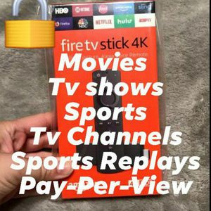 🔓 Firestick 🔓 With Added Features for Sale in Euclid, OH