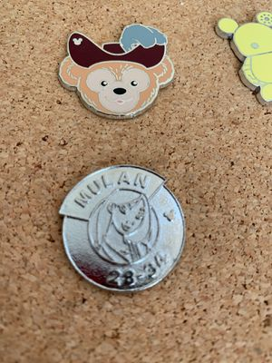 Disney Mulan collectables pins and others 10 for $20 for Sale in Chula Vista, CA
