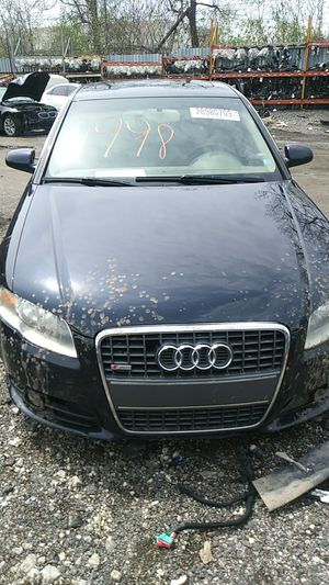 PARTING OUT A 2008 AUDI A4 #1998 for Sale in Detroit, MI