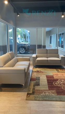 #)) - $1699 Sofa Set with Love Seat -.- Financing Available for Sale in Hialeah,  FL