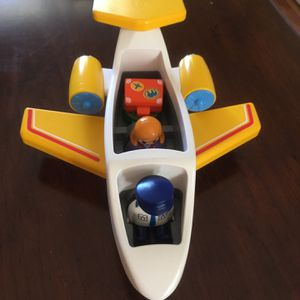 Playmobil 1-2-3 Plane for Sale in San Marcos, CA