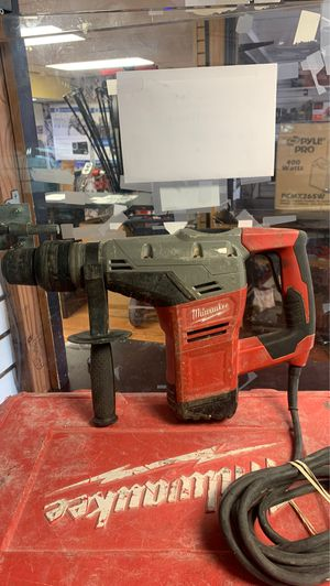"Milwaukee 5317-21 SDS Max 1-9/16"" Rotary Hammer for Sale in Yardley, PA"