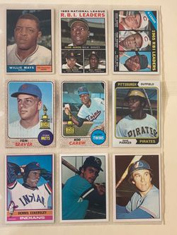 Baseball Card Lot From Estate Sale for Sale in Los Angeles,  CA