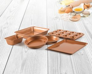 Copper Bakeware Set!!! for Sale in Long Beach, CA