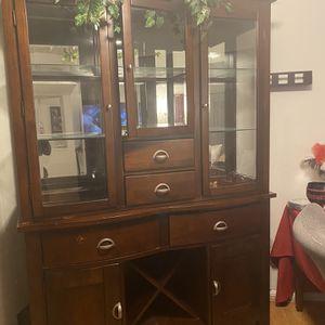 Grandfather Clock & China cabinet for Sale in Upper Marlboro, MD