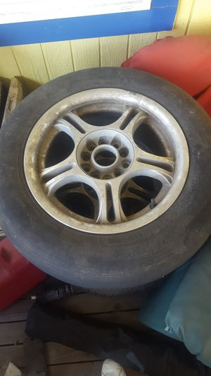 5 lug rims and tires - x4 for Sale in Woodinville, WA