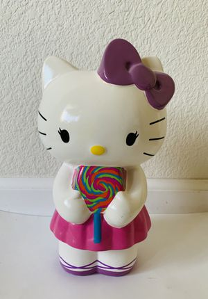 Hello Kitty Ceramic Coin Bank for Sale in San Jose, CA