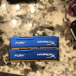Hyper X Ram ddr3 16 Gb for Sale in Eastvale,  CA