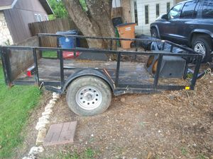 5x10 Trailer for Sale in Pflugerville, TX