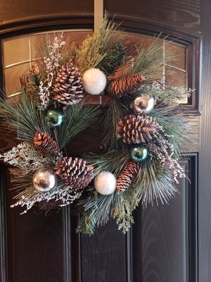 Brand New Beautiful Christmas Wreath for Sale in Chesapeake, VA