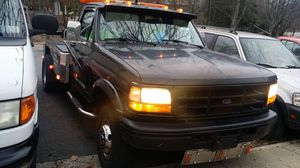 1996 Ford f450 Tow truck self loader for Sale in Fairfax, VA
