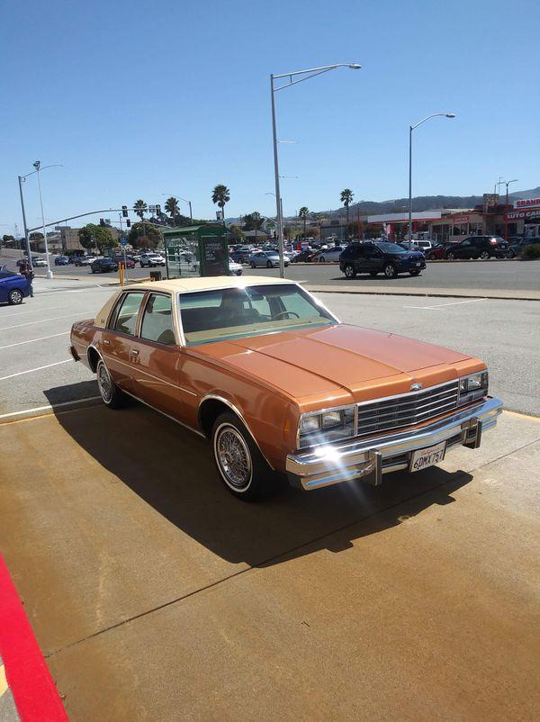 Chevrolet impala 1978