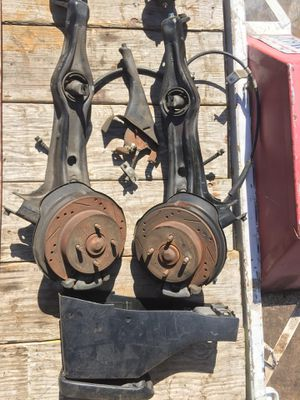 Acura Integra Rear Trailing Arms Disc Brake Conversion CRX Civic 1989 - 2001 for Sale in Lawndale, CA