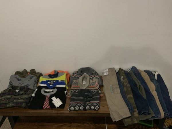 Boys 2-3t fall/winter clothes