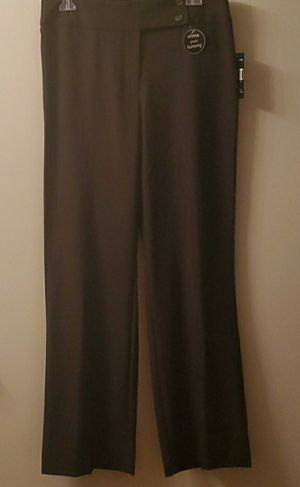 LAURA SCOTT BROWN DRESS PANTS - SZ 8 for Sale in Jacksonville, FL