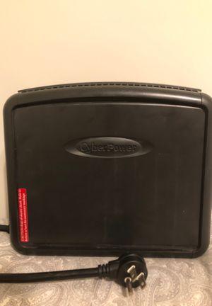 CyberPower 850AVR Backup Battery for Sale in Carrollton, TX