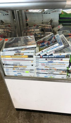 Wii games $6 for Sale in Cahokia, IL