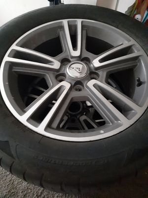 Mustang wheels for sale for Sale in Plant City, FL