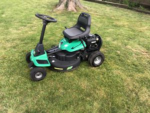 Lawn mower Weed eater one for Sale in Downers Grove, IL