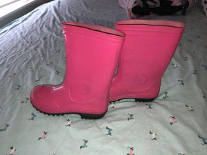 Girls rain boots for Sale in Whittier, CA