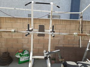 Bench and Wieghts for Sale in Ontario, CA