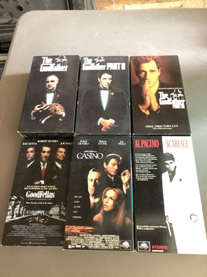 VHS movies for Sale in Waterbury, CT