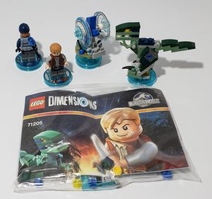 Lego dimensions jurassic world set for Sale in Portland, OR
