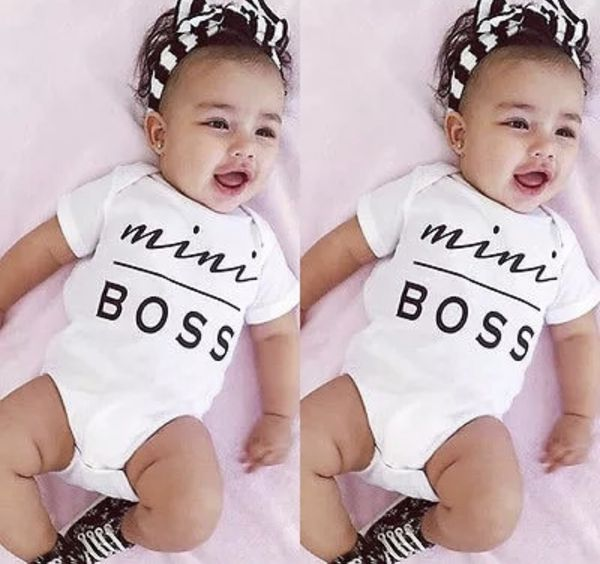 Baby summer outfit