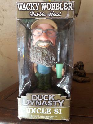 Wacky wobbler bobble head duck dynasty for Sale in Tempe, AZ