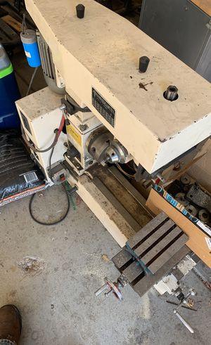 Shoptask 3-in-1 mill/lathe/drill press for Sale in Las Vegas, NV