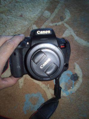 Canon rebel t6i for Sale in San Lorenzo, CA