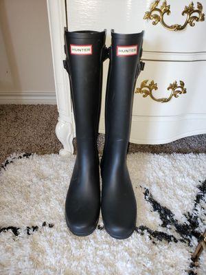 Hunter boots for Sale in Cedar Hill, TX