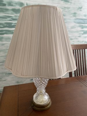 Antique Glass Lamp for Sale in Hollywood, FL
