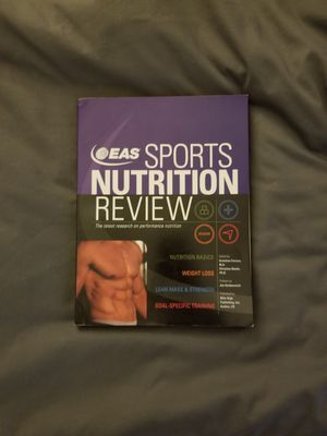 EAS Sports Nutrition Review for Sale in San Francisco, CA